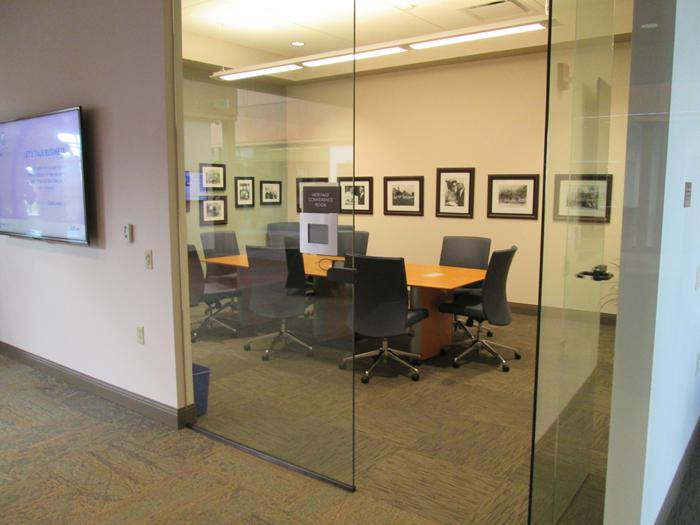 Meeting Room Rentals – Oak Creek Library