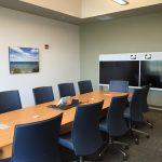 Lake Vista Conference Room Interior