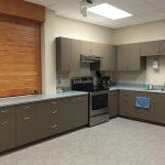Multi-Purpose Room Kitchen Interior