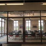 Technology Training Lab Exterior