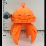 Orange Attack Plant