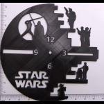 Sci-Fi Clock Face