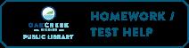 HOMEWORK / TEST HELP