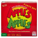 Apples to Apples: the Game of Hilarious Comparisons!