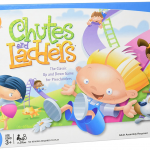 Chutes and Ladders: the Classic Up and Down Game for Preschoolers