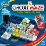 Circuit Maze: Electric Current Logic Game