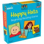 Happy Hats: Beginning Reading Game