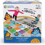 Let's Go Code!: Activity Set