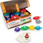 Letter Treasure: Letter Play That Pops!