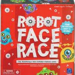 Robot Face Race: the Frantically Funny Feature-Finding Game!