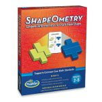 ShapeOmetry: Combine Different Pieces to Create Equal Shapes