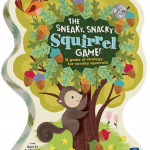 The Sneaky, Snacky Squirrel Game!: a Game of Strategy for Sneaky Squirrels!