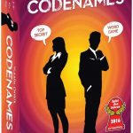 Codenames: Top Secret Word Game