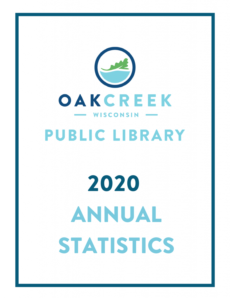 2020 Annual Statistics cover page