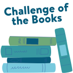 Challenge of the Books bookstack